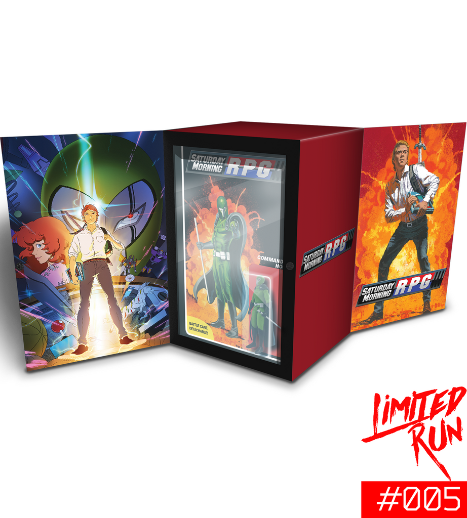 Switch Limited Run #5: Saturday Morning RPG Collector's Edition [PREORDER]