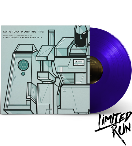 Saturday Morning RPG Original Soundtrack Vinyl