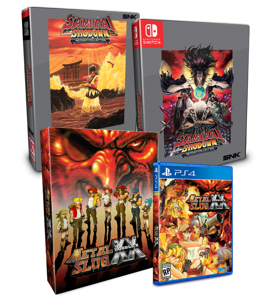 SNK Mega-Bundle