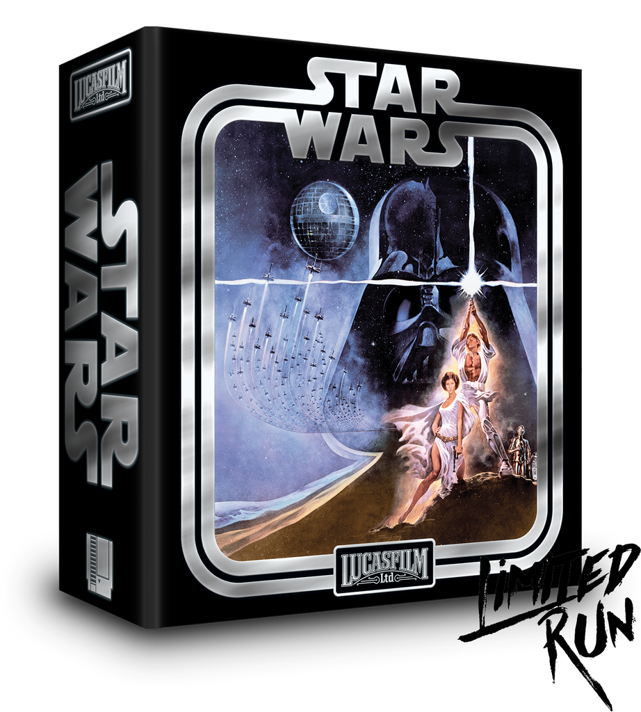 Star Wars (NES) Premium Edition