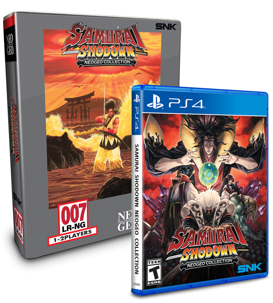 Samurai Shodown NEOGEO Collection Classic Edition (PS4)