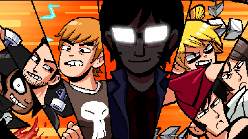 Limited Run #382: Scott Pilgrim Vs. The World: The Game K.O. Edition (PS4)