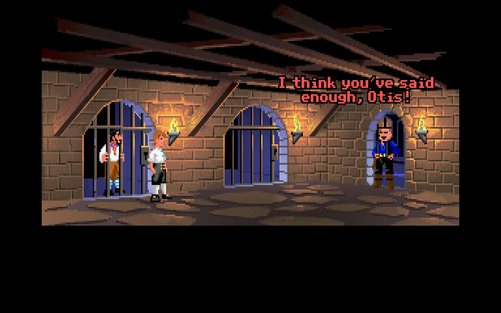 The Secret Of Monkey Island (SCD) Classic Edition