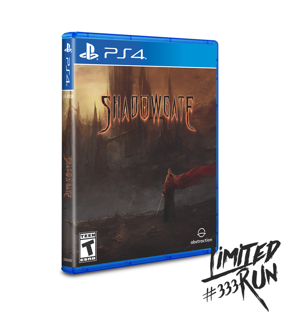 Limited Run #333: Shadowgate (PS4) [PREORDER]