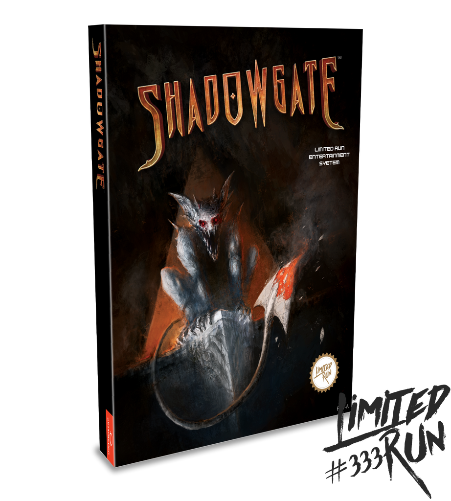 Limited Run #333: Shadowgate Classic Edition (PS4) [PREORDER]