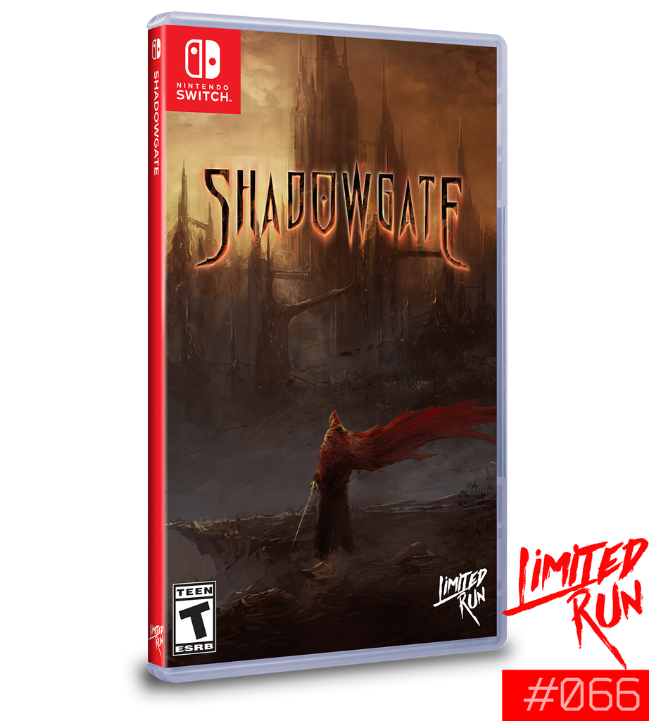 Switch Limited Run #66: Shadowgate [PREORDER]