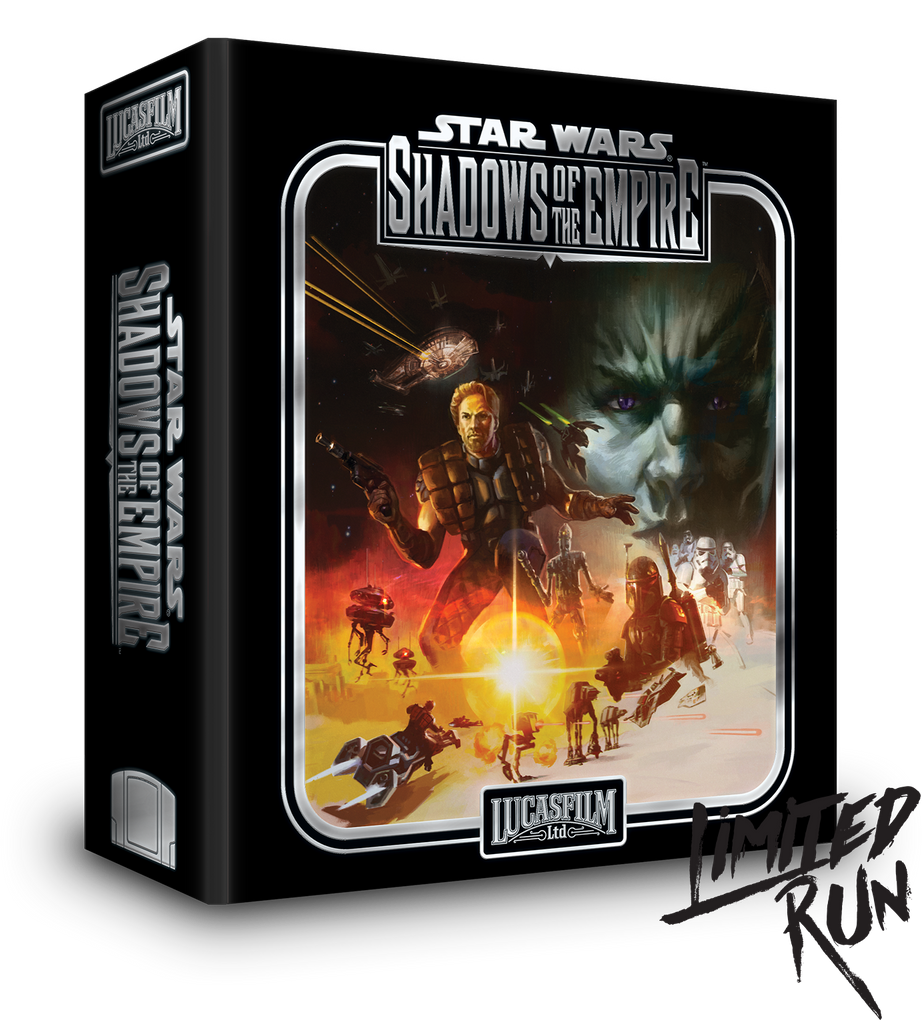 Star Wars: Shadows of the Empire (N64) Premium Edition
