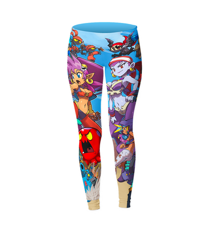 Shantae: Pirate's Curse Leggings