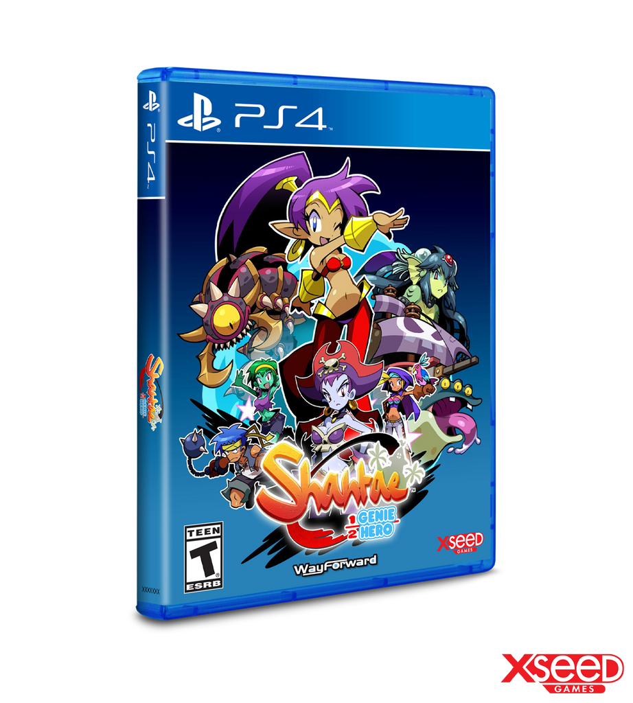 Shantae: Half-Genie Hero (PS4)