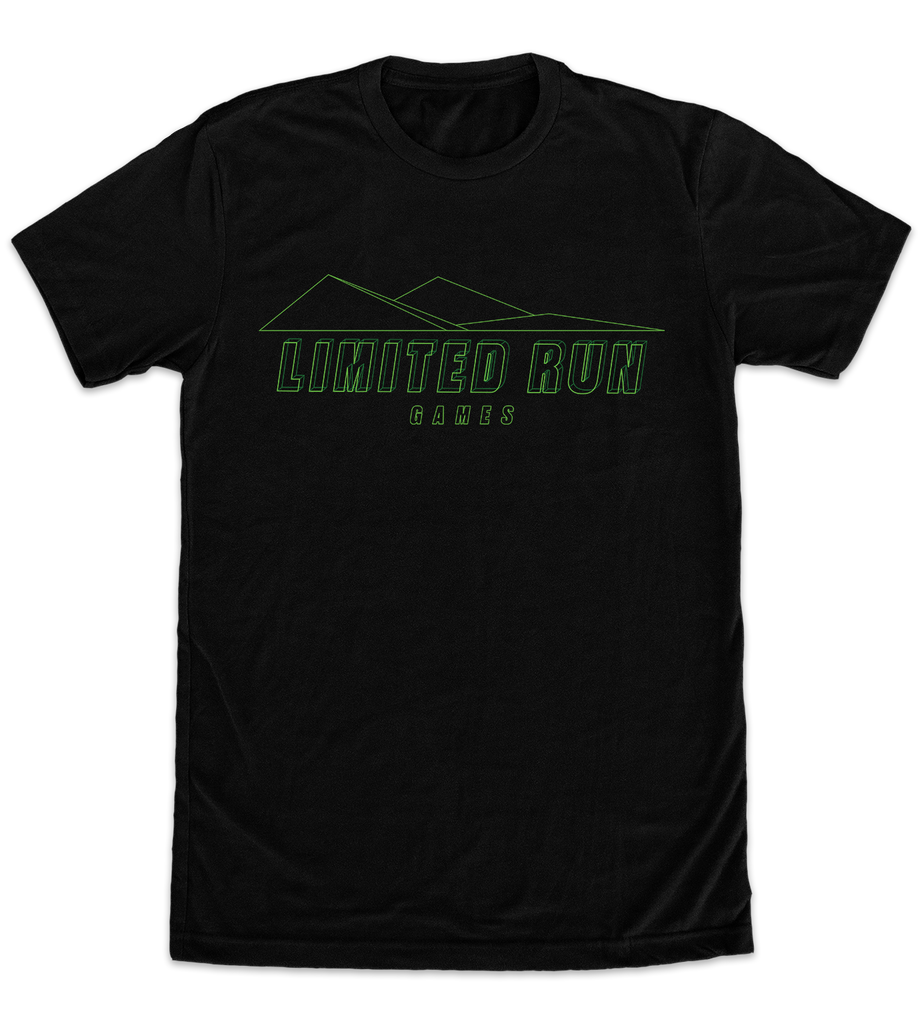 Limited Run Games September 2020 Monthly Shirt