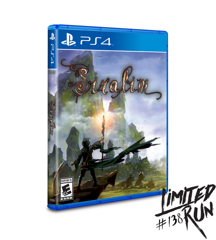Limited Run #138: Siralim (PS4)
