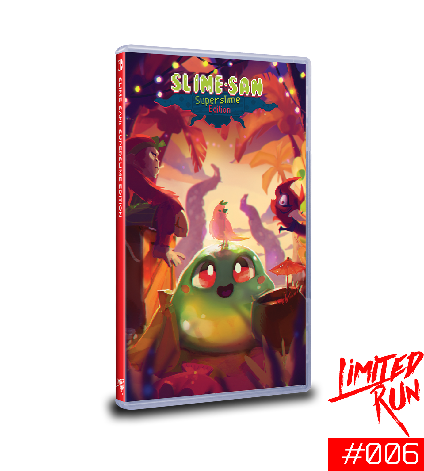 Switch Limited Run #6: Slime-san: Superslime Edition [PREORDER]