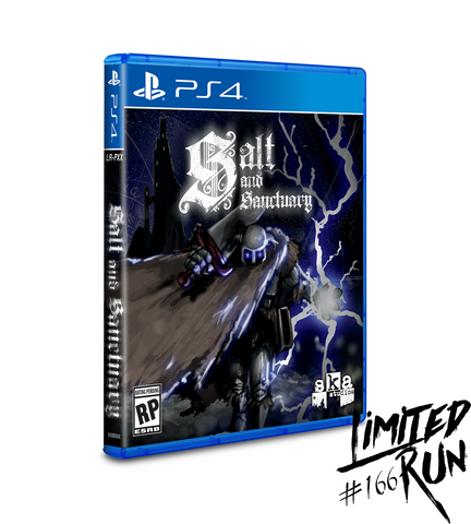 Limited Run #166: Salt & Sanctuary (PS4)