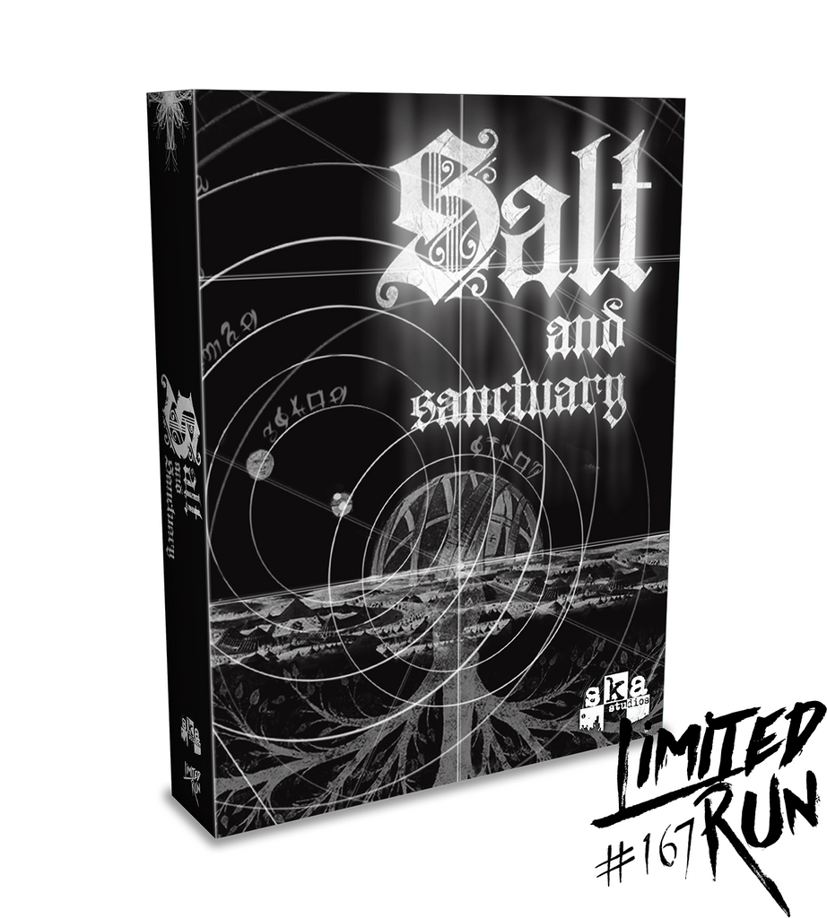 Limited Run #167: Salt & Sanctuary Collector's Edition (Vita)