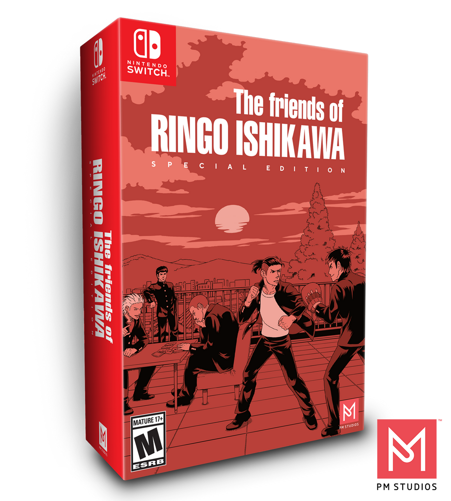 The friends of Ringo Ishikawa Special Edition (Switch)