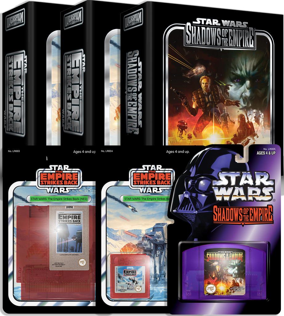 July 26th Star Wars Mega-Bundle