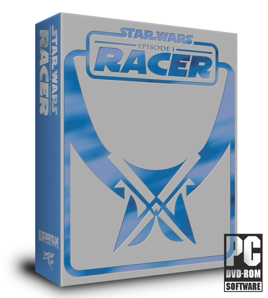 Star Wars Episode I: Racer (PC) Premium Edition