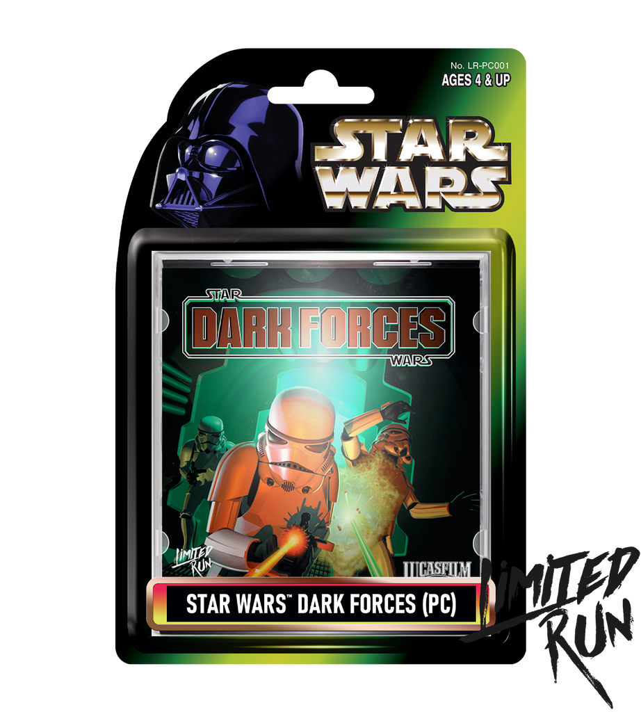 Star Wars: Dark Forces Classic Edition (PC)