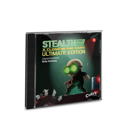 Stealth Inc Soundtrack CD