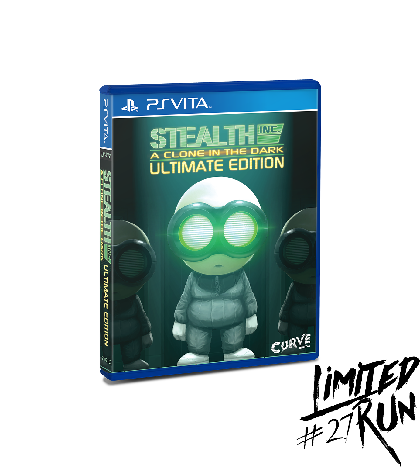 Image result for LIMITED RUN #27: STEALTH INC. ULTIMATE EDITION