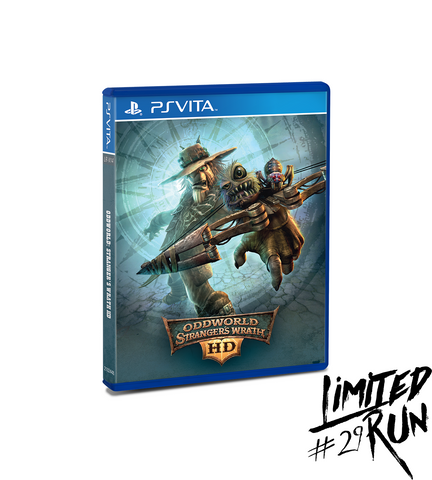 Limited Run #29: Oddworld: Stranger's Wrath HD (Vita)