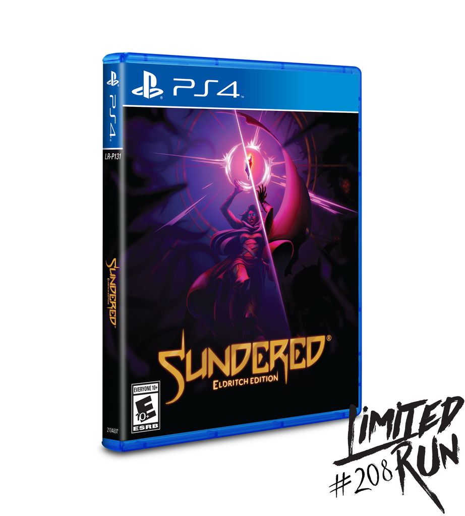 Limited Run #208: Sundered (PS4)