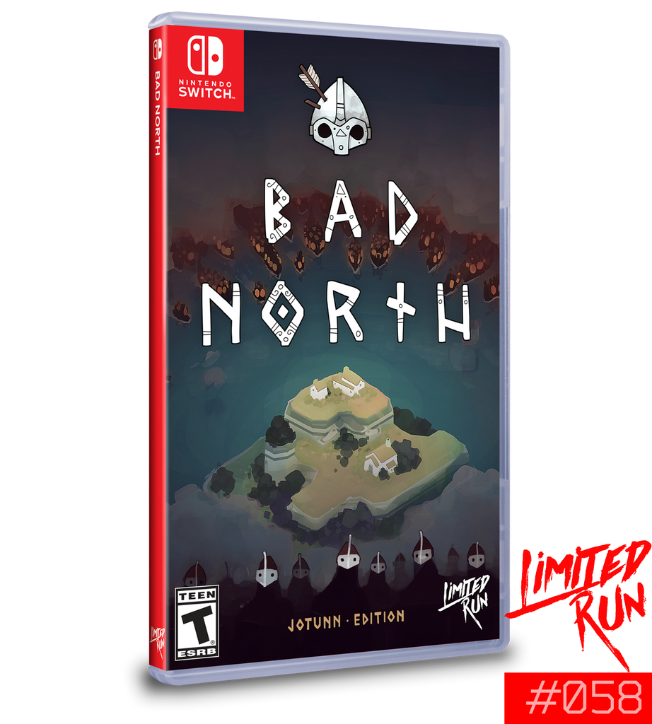 Switch Limited Run #58: Bad North [PREORDER]