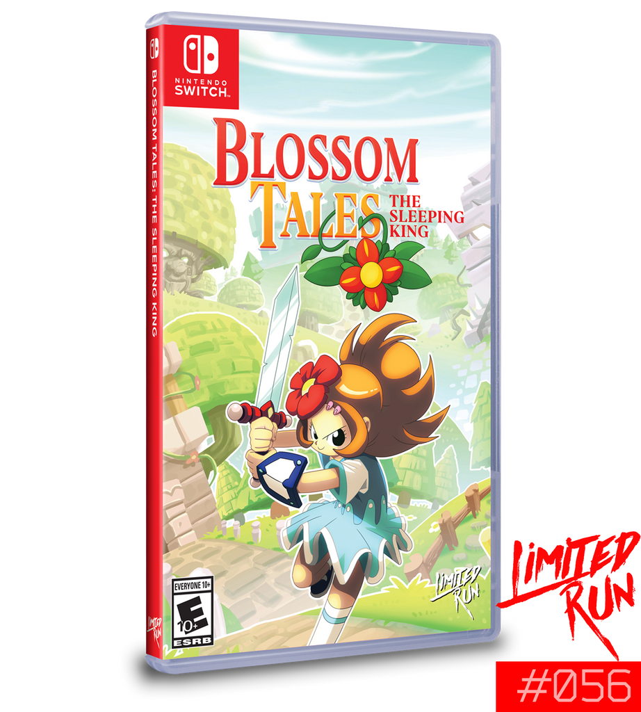 Switch Limited Run #56: Blossom Tales: The Sleeping King [PREORDER]