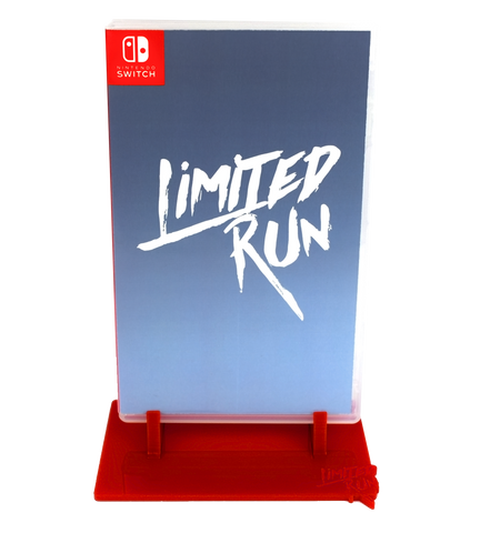 Limited Run Games Switch Display Stand