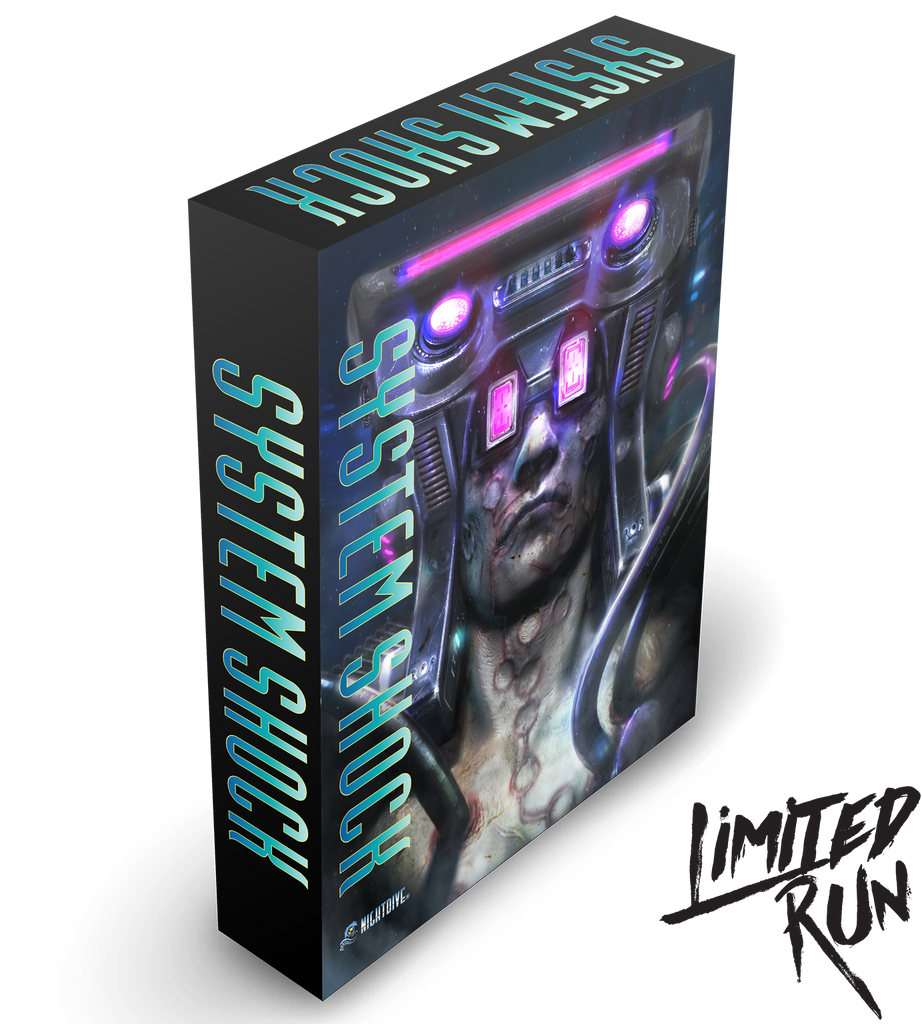 System Shock Enhanced Edition (PC)