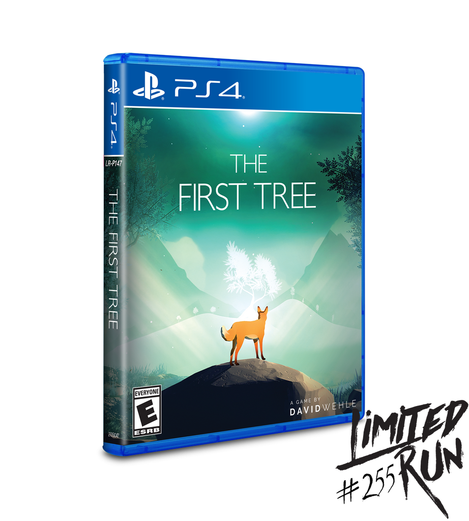 Limited Run #255: The First Tree (PS4)