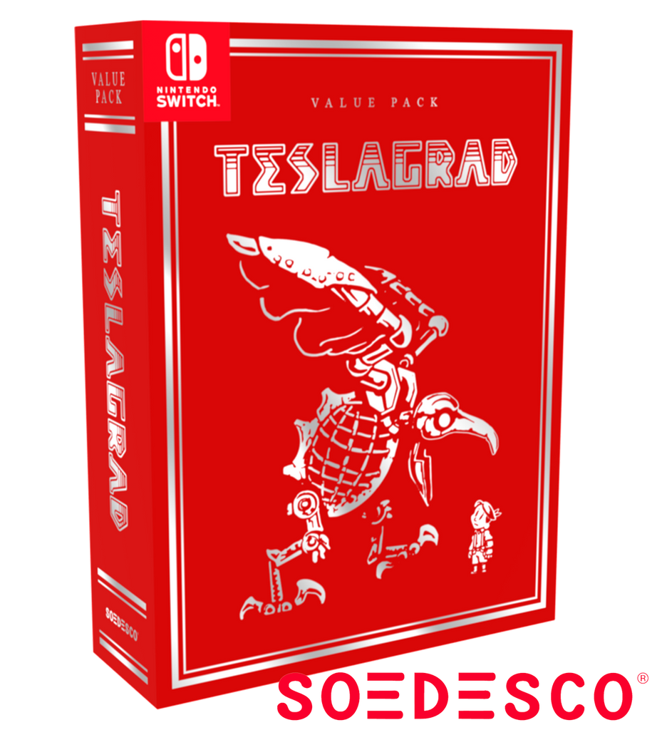 Teslagrad Value Pack (Switch) [PREORDER]