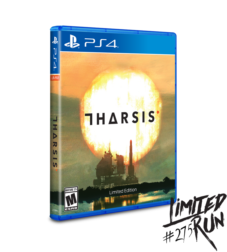 Limited Run #275: Tharsis (PS4)