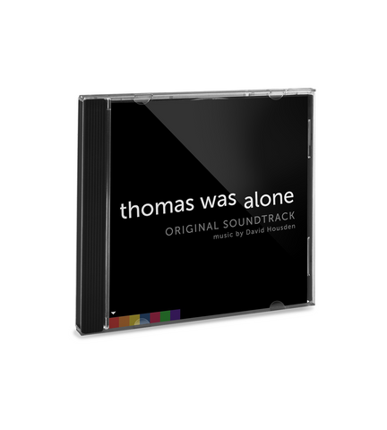 Thomas Was Alone Soundtrack CD