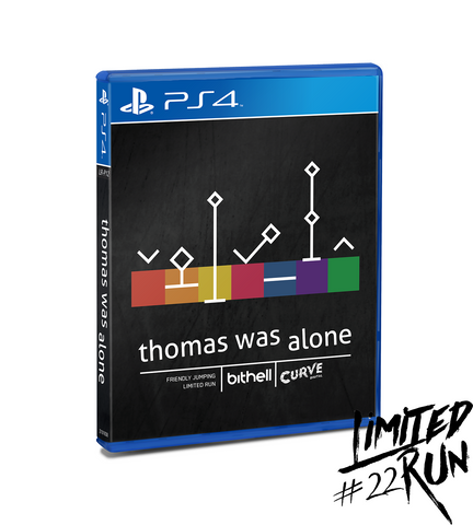 Limited Run #22: Thomas Was Alone (PS4)