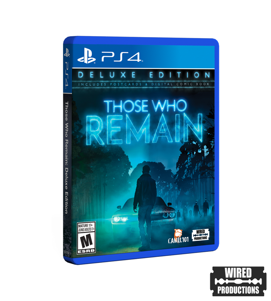 Those Who Remain (PS4)