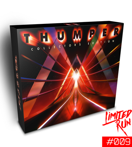Switch Limited Run #9: Thumper Collector's Edition [PREORDER]