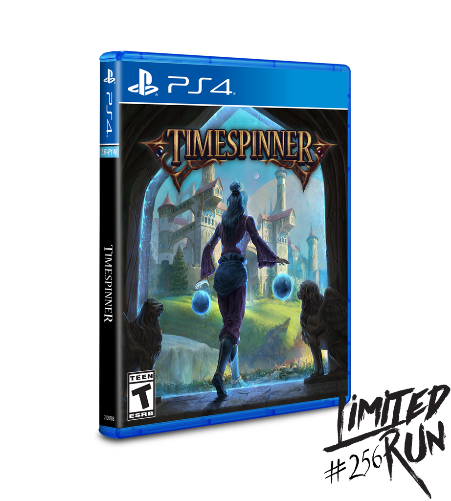 Limited Run #256: Timespinner (PS4)