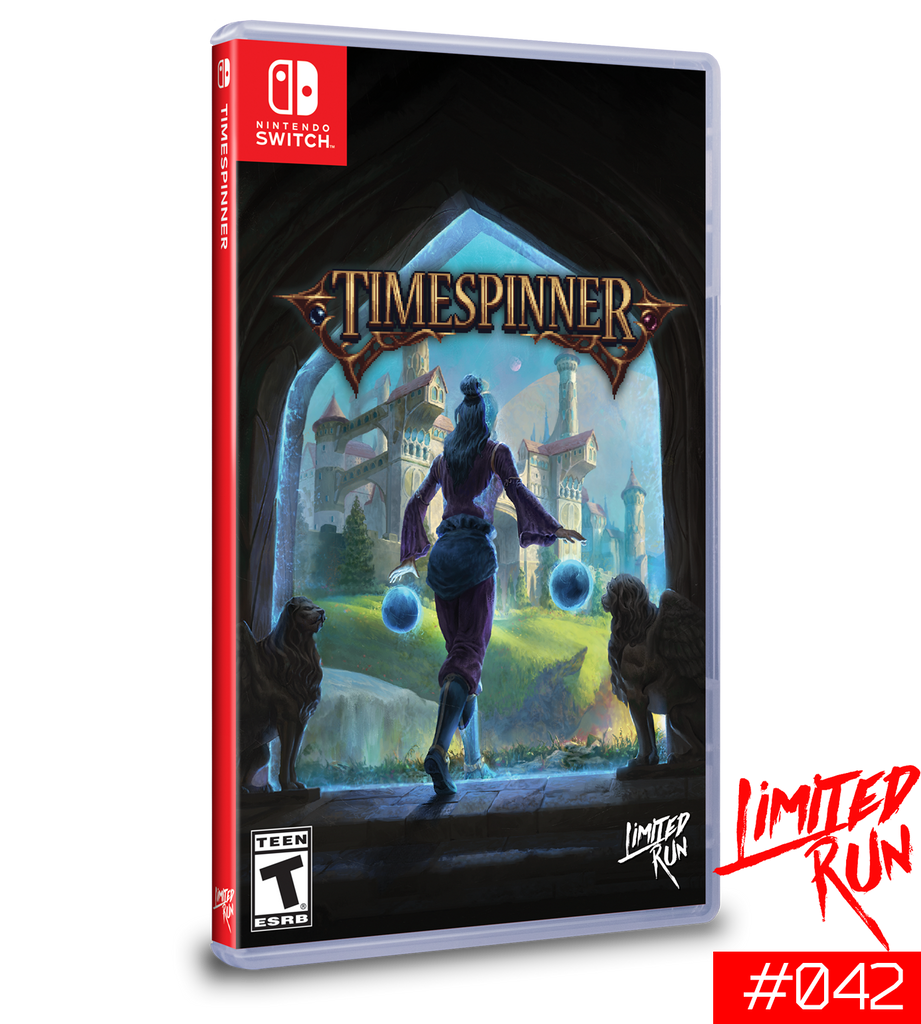 Switch Limited Run #42: Timespinner [PREORDER]