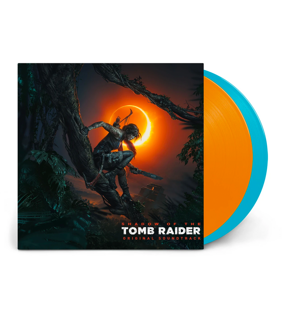 Shadow of the Tomb Raider Soundtrack Vinyl