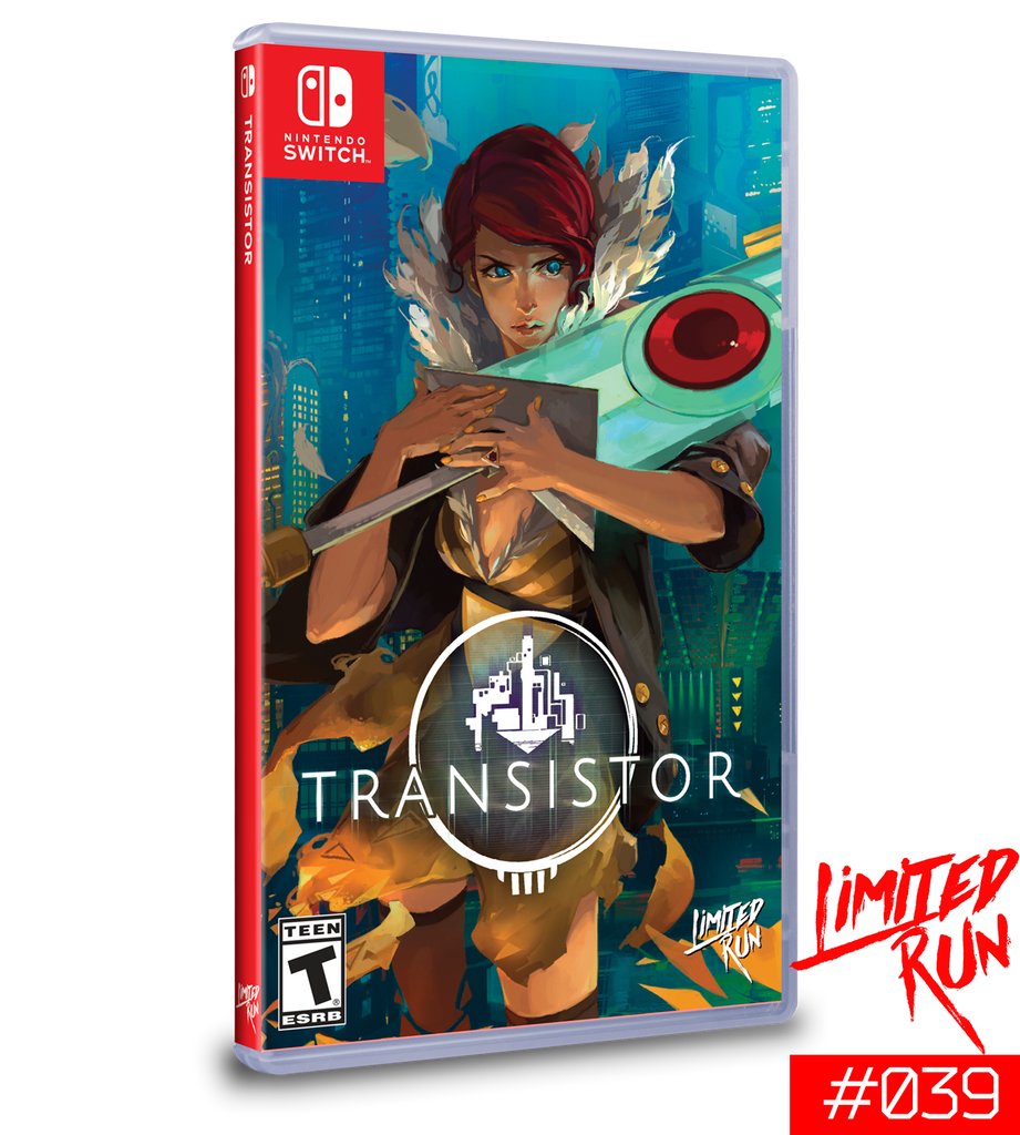 Switch Limited Run #39: Transistor [PREORDER]