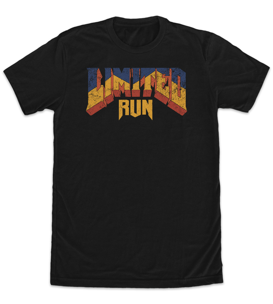 Limited Run Games April 2021 Monthly Shirt