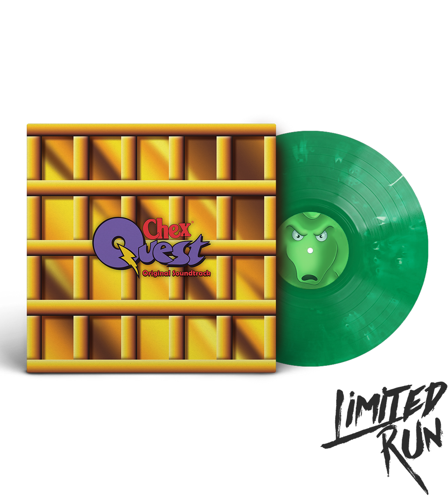LRV #7: Chex Quest Soundtrack Vinyl [PREORDER]