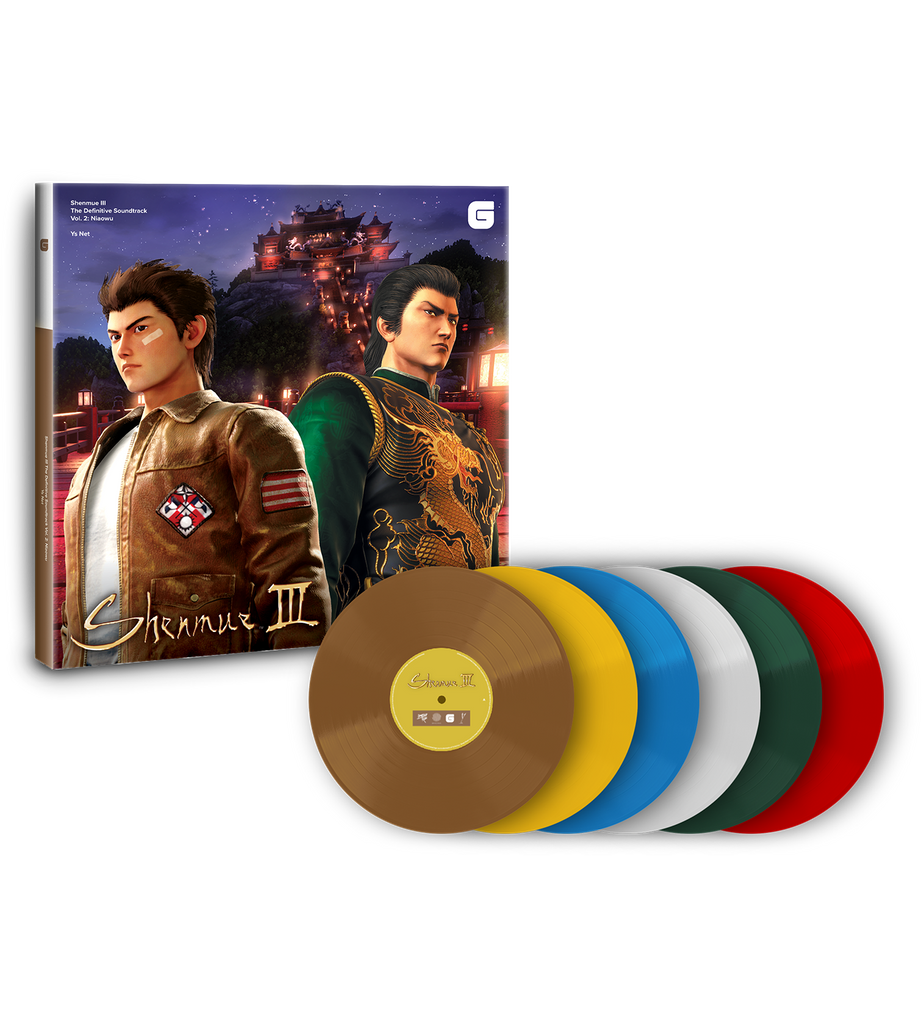 Shenmue III The Definitive Soundtrack Vol. 2: Niaowu