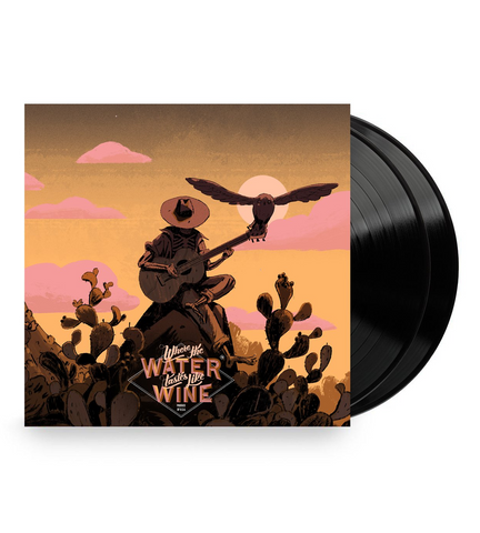 Where the Water Tastes Like Wine Soundtrack Vinyl