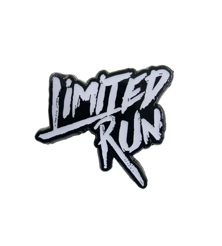 Limited Run Games Enamel Pin