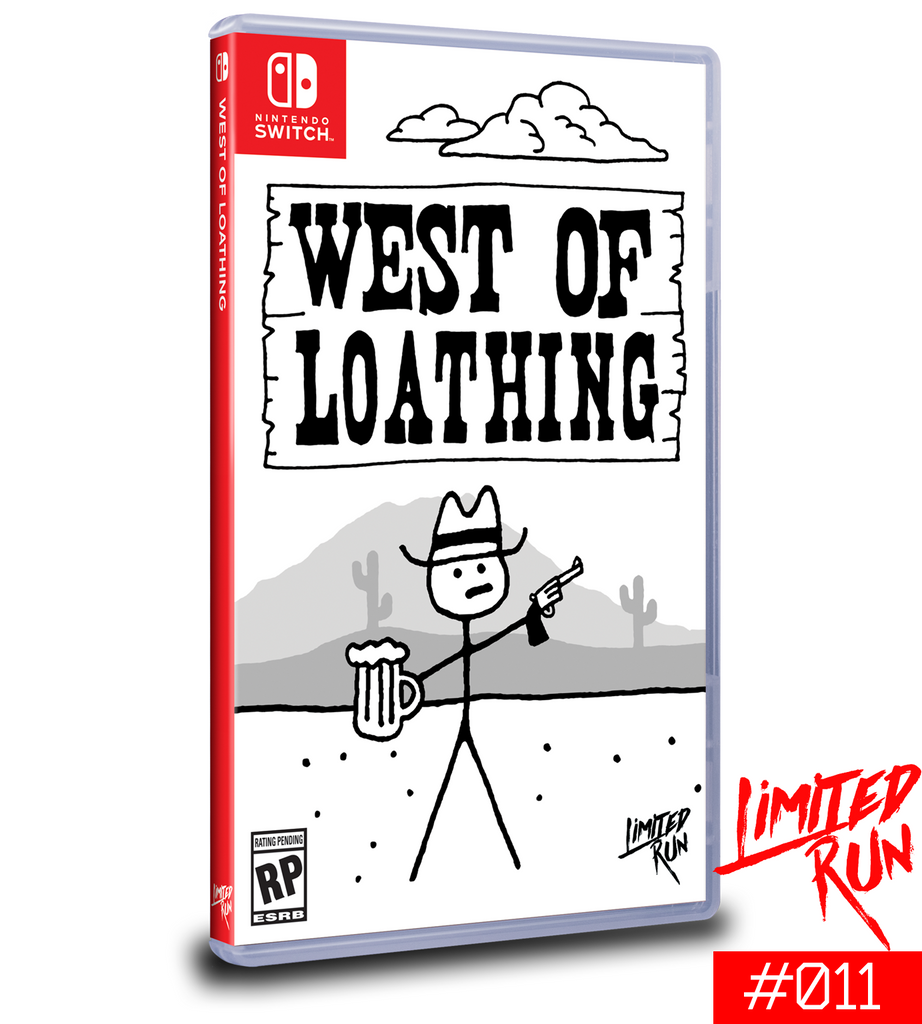 Switch Limited Run #11: West of Loathing [PREORDER]
