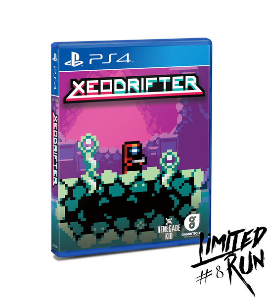 Limited Run #8: Xeodrifter (PS4)