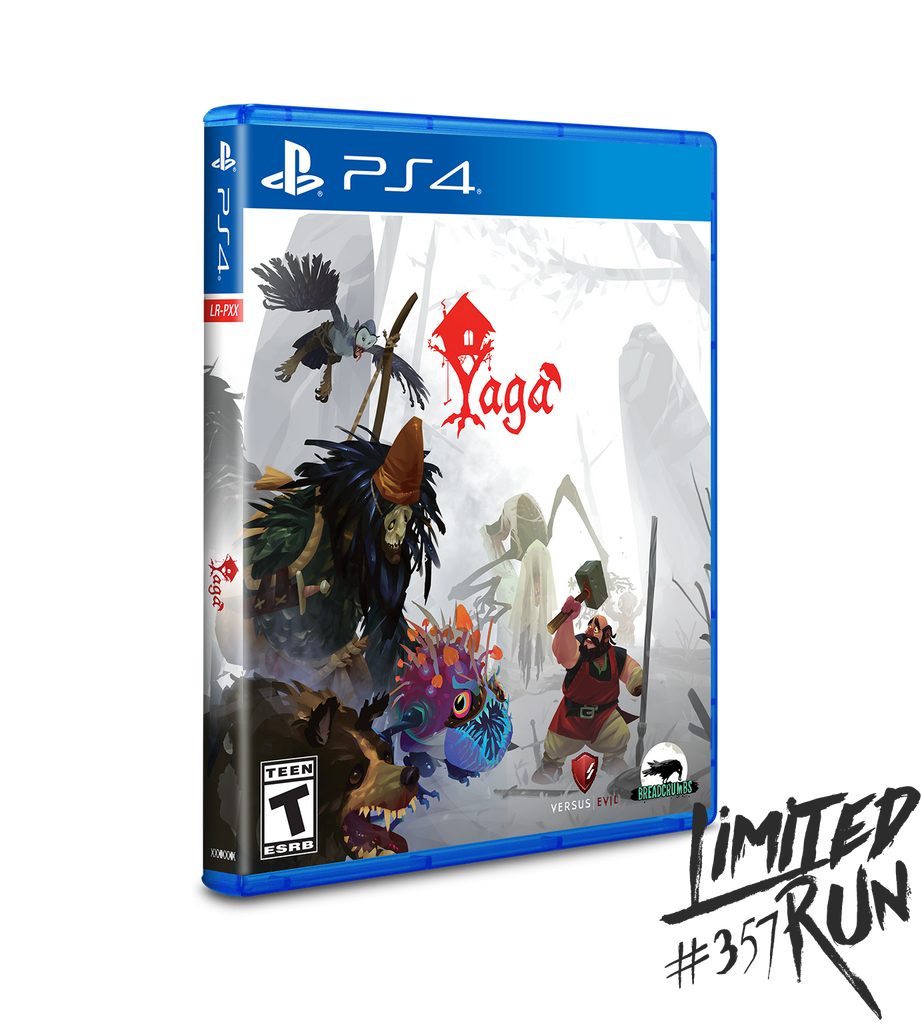 Limited Run #357: Yaga (PS4)