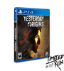 Limited Run #107: Yesterday Origins (PS4)